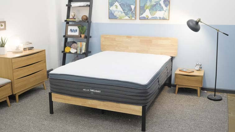 Helix Luxe mattress review