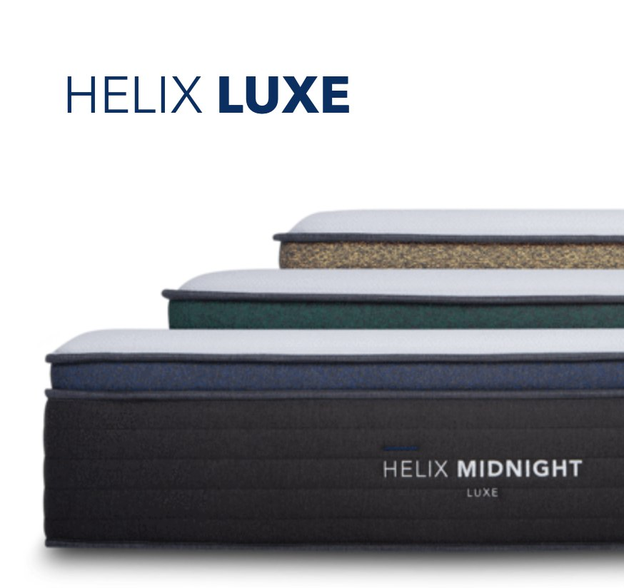 Helix Luxe mattress