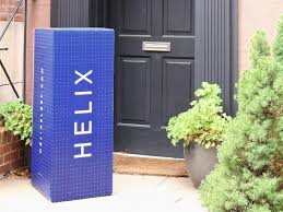 Helix Luxe mattress packing