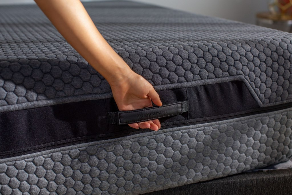layla hybrid mattress overview