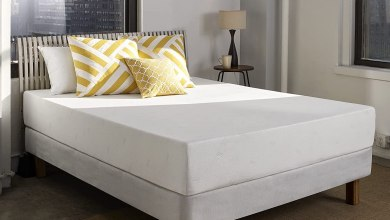 Photo of Sleep Innovations Shea 10-inch Memory Foam Mattress With 20-Year Warranty