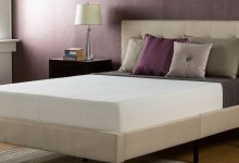 Photo of Sleep Master Memory Foam Mattress Review